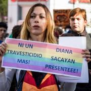 ¡Basta de travesticidios! Comienza el juicio por el asesinato de Diana Sacayán