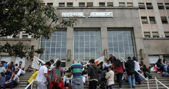 Ahora explotamos nosotros: la organización por la defensa del Hospital de Clínicas