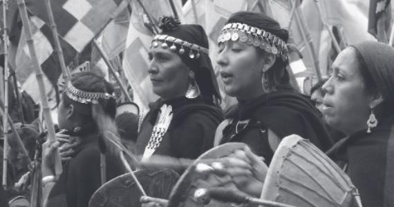 Castigar en Relmu a todas las mujeres que defienden sus vidas y territorios