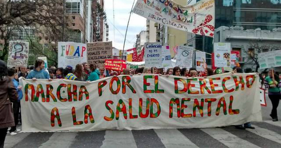 Córdoba se mueve por el derecho a la salud mental