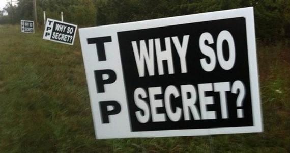 TPP: las transnacionales se frotan las manos