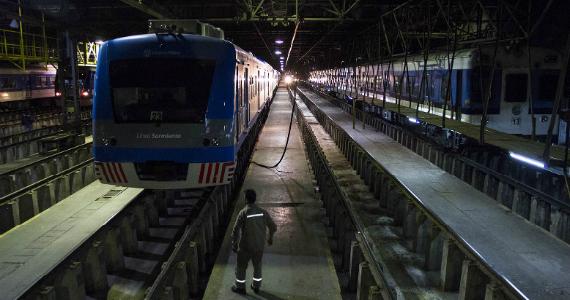 """""""El sistema ferroviario argentino no se reorganizó"""""""