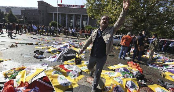 Atentado en Turquía: todas las miradas apuntan al gobierno