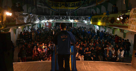 """Nos juntamos para proponer que Boca vuelva a ser un club popular"""