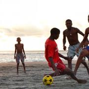 Jugar para divertirse, fútbol en el Pacífico afro colombiano