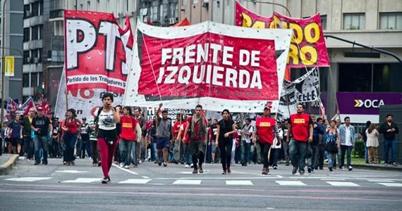 """La izquierda y la """"independencia"""" frente al balotaje"""