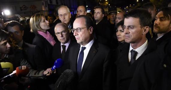Luego del terror en París, Francia redobla su política guerrerista