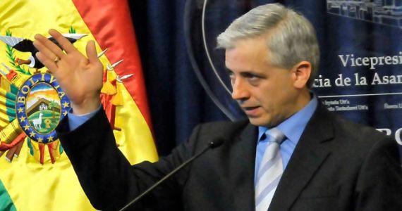 """García Linera: """"Argentina reveló la disyuntiva, o profundizar los procesos o regresa la derecha"""""""