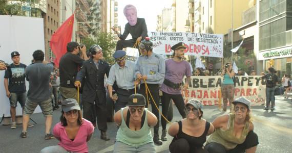 """Córdoba: """"Los policías son ejércitos de ocupación bajo una lógica de guerra permanente"""""""