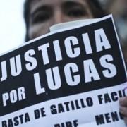 Lucas Cabello, víctima de las balas policiales y los fallos judiciales