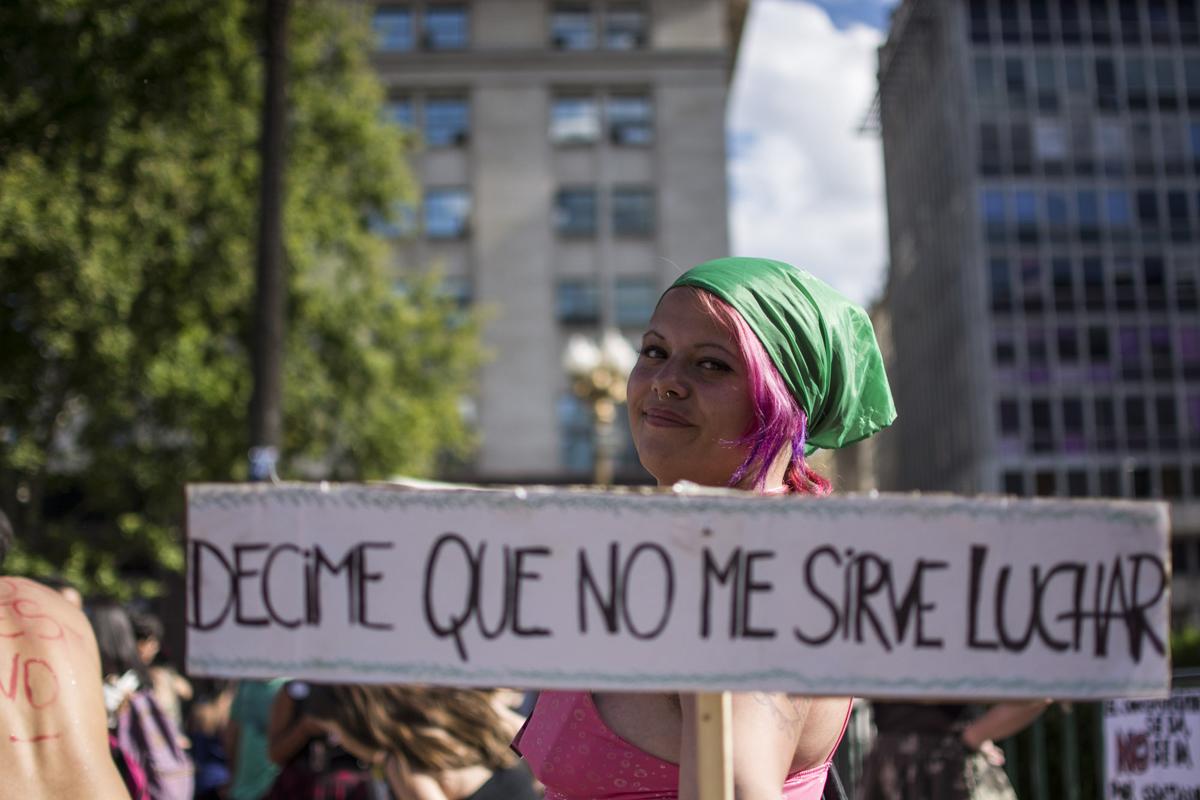 """Ahora es definitivo"". Por Jimena Arnolfi (Argentina)"