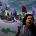 En México y  en Brasil: poner el cuerpo y organizar la resistencia