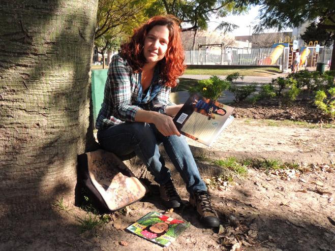 Nadia Fink foto Giulia De Luca