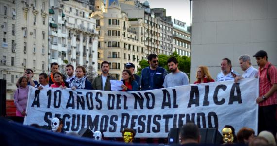 10 años del NO al ALCA. La resistencia continúa