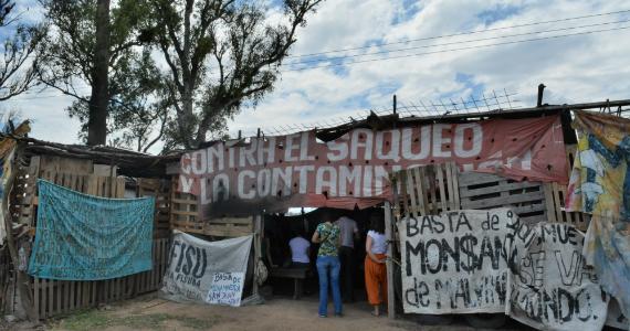 Córdoba: las luchas socioambientales en el 25° Encuentro de la UAC