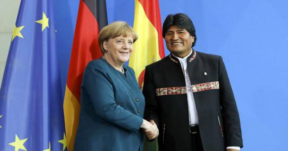 Bolivia: Evo y su estratégica gira por Europa