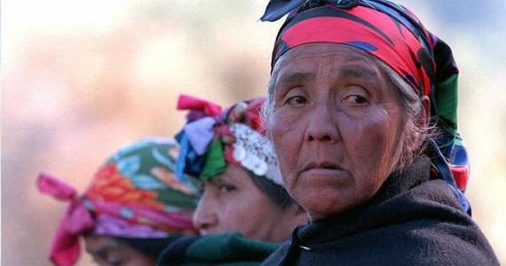 Desde el feminismo, sentipensar las luchas de mujeres mapuce
