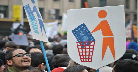 Chile: Amenaza Constituyente