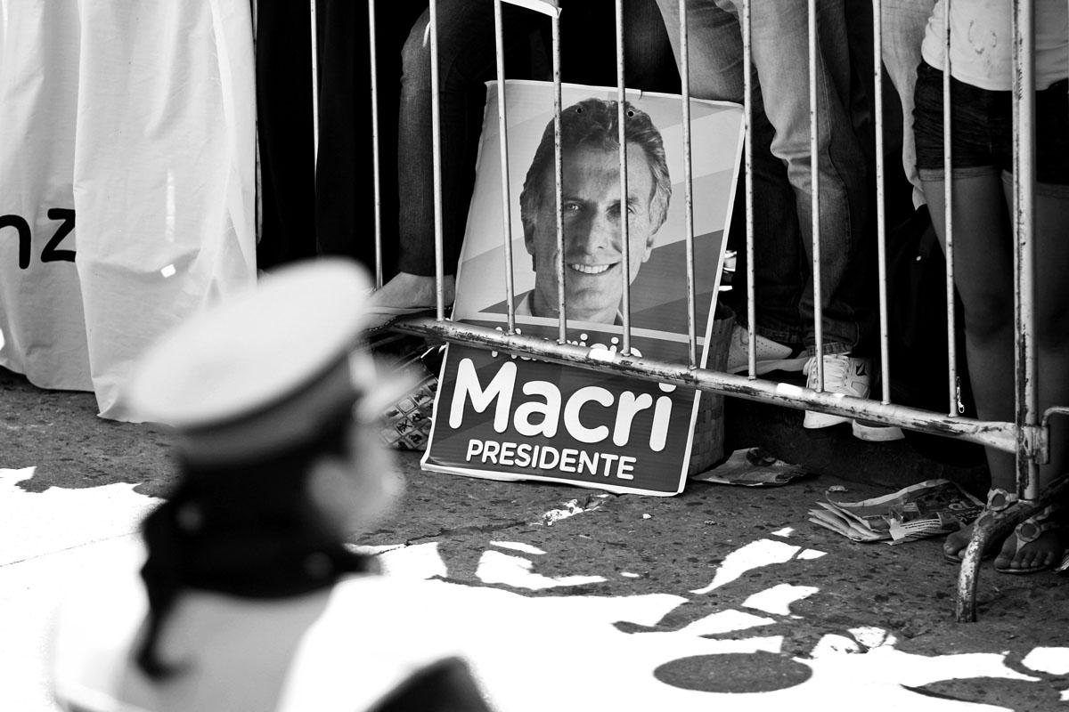 Macri presidente y el souvenir que Magnetto se llevó del Teatro Colón