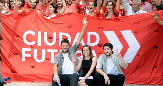 El Bloque Ciudad Futura ya asumió y propone en el Concejo de Rosario