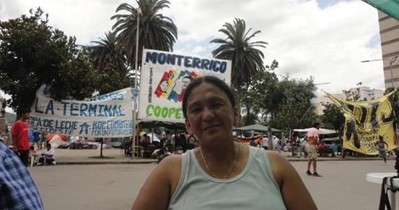 """Sala: """"Creo que Macri tiene que cuidar lo que le heredó el kirchnerismo"""""""