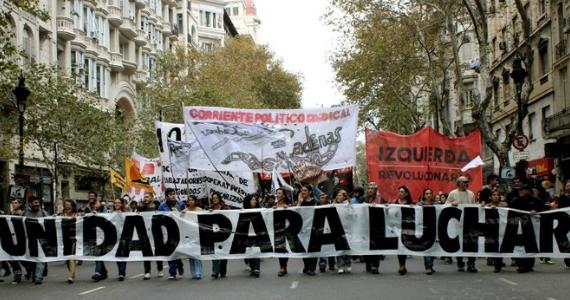 Organizados y en lucha contra la represión que viene