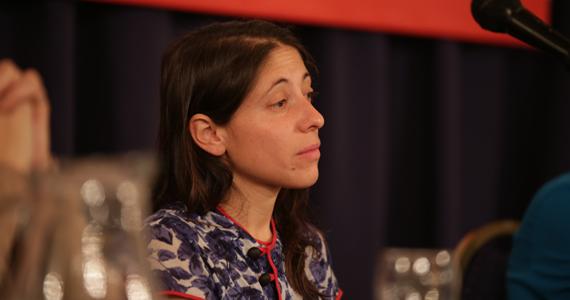 """Vanesa Orieta: """"No les podemos seguir dando el espacio a sectores que utilizan y maltratan a las y los jóvenes"""""""