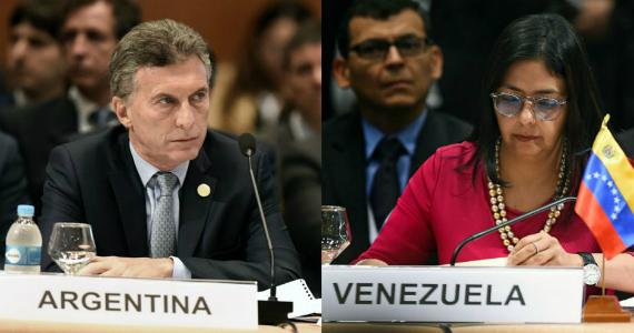La política internacional injerencista de Macri tuvo sus respuestas