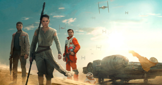 Un culebrón intergaláctico: vuelve Star Wars