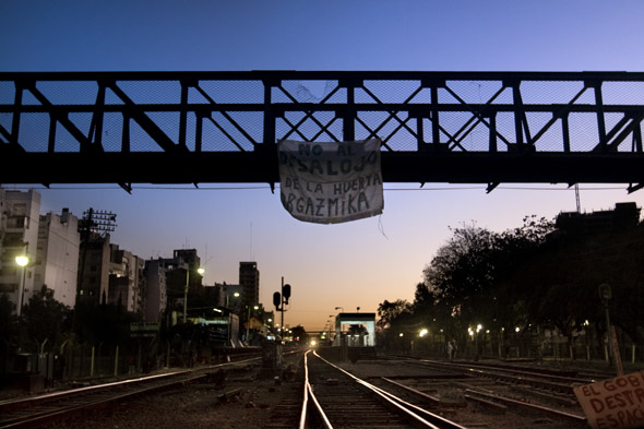 El espacio público clausurado o las Ventanas Rotas de Macri