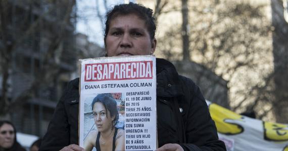 Diana Colman: la inoperancia del funcionariado alrededor de su desaparición