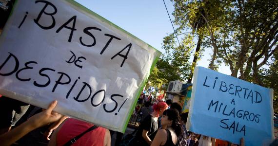 """""""La detención de Milagro Sala sienta un precedente de persecución"""""""