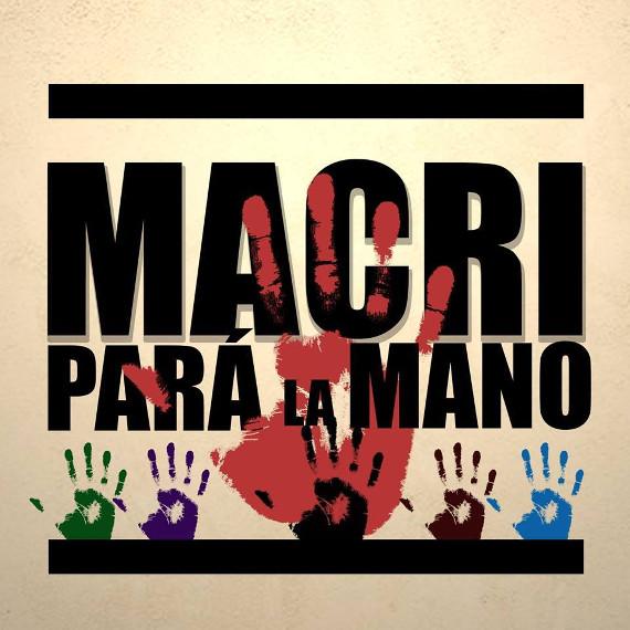 Lanzan la campaña #MacriParaLaMano