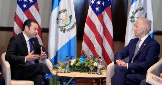 El Miguel del Sel guatemalteco asumió la presidencia