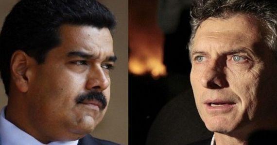 Maduro vs. Macri: un duelo continental