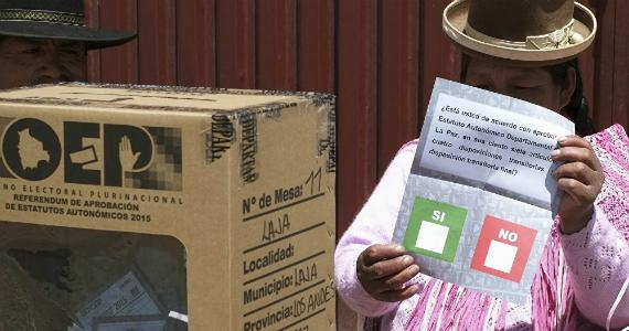 Bolivia: ¿Sí… pero NO?