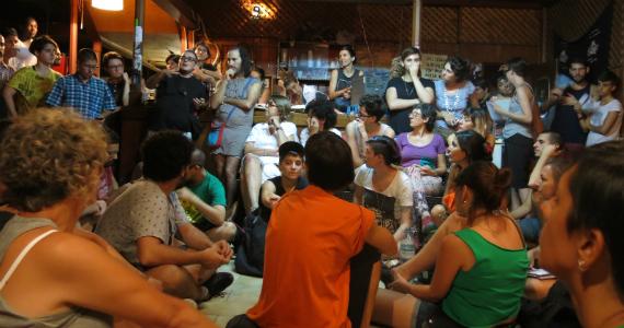 """El activismo LGBTTTI de nuevo en las calles: nace la """"Colectiva Lohana Berkins"""""""
