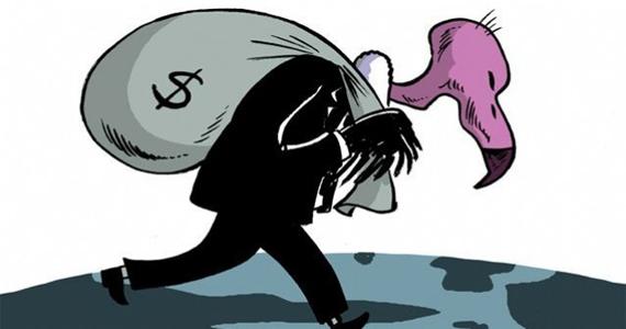 Oferta a los buitres: la rapiña no pierde el tiempo