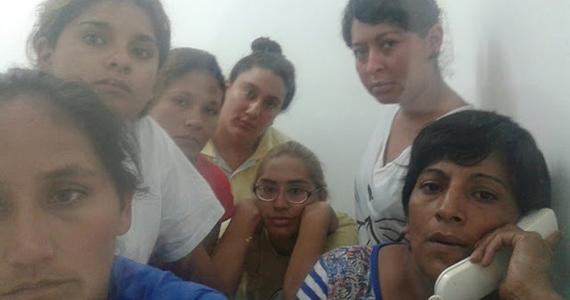Salta: siete mujeres detenidas y golpeadas luego de una protesta laboral