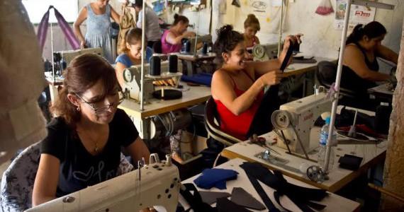 La Barranquita, una cooperativa textil autogestiva de Córdoba