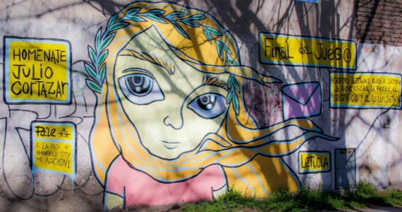Arte que mira desde las paredes