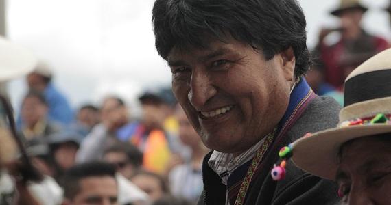 """""""Bolivia es el germen de un Estado Plurinacional"""""""