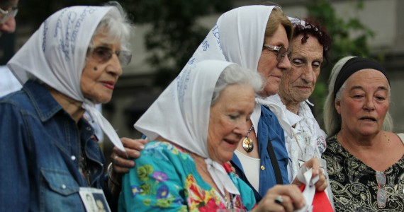 A 40 años del Golpe, la memoria y la dignidad (están) en las calles