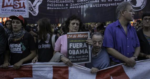 24 de Marzo en Argentina, la lucha por los Derechos Humanos en el país de los buitres