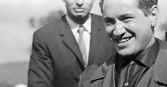 El revolucionario sonriente: fotos inéditas de Camilo Torres