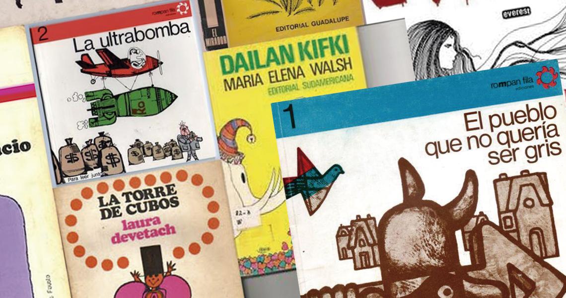 que libros infantiles fueron prohibidos en la dictadura