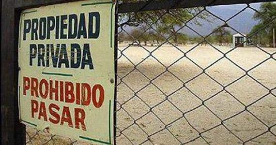 ¿Derogación de la ley de tierras? Más extractivismo y más capital extranjero en Argentina