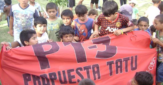 Propuesta Tatu prácticas de salud solidarias en el territorio