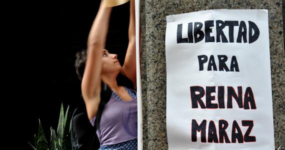 Reina Maraz y el Estado presente para encerrar a las mujeres