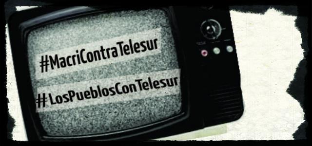 La salida de Argentina de teleSUR: cuando el norte es el Norte